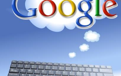 Création d'entreprise et Google