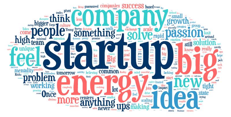 Créer entreprendre à la rencontre des startups