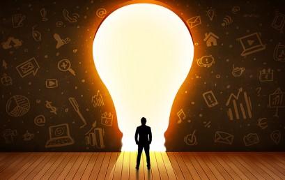 Réflexion d'Or pour entrepreneur