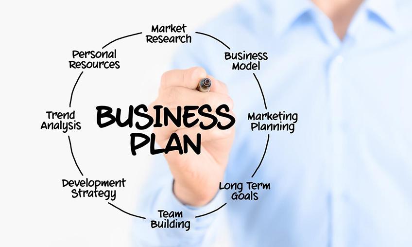 Création d'entreprise : le business plan (part 1)