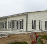 bâtiment temporaire