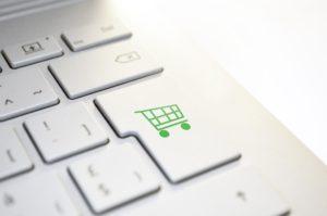 touche clavier ordinateur pour valider son panier