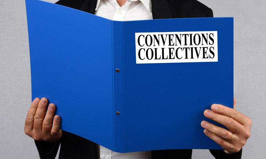 Est-ce que la convention collective est obligatoire ?