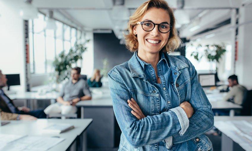 Femmes entrepreneurs : portrait de Sophie de Menthon