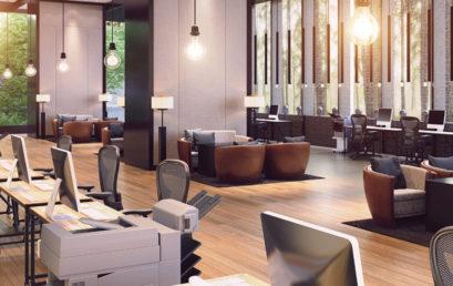 Location d'espaces de coworking aménagés à Angers