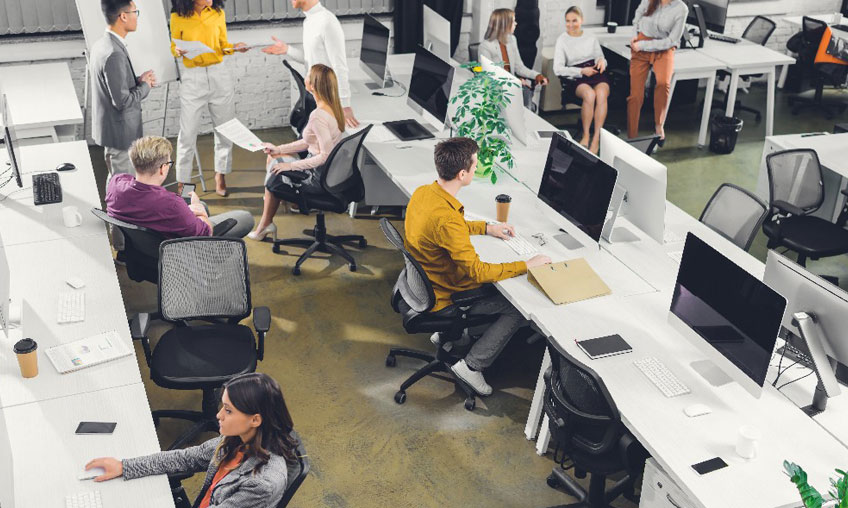Aménagement de bureau de travail : A qui faire appel ?