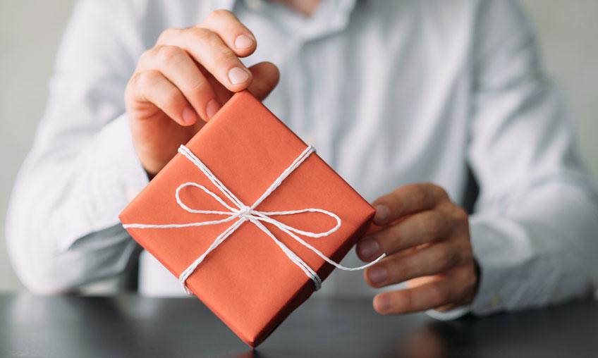Vente en ligne de cadeaux d'entreprise personnalisé