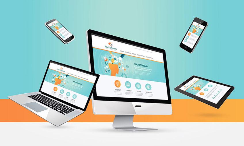 Création d'un site web d'entreprise : un guide pour les petites entreprises