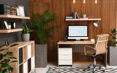 Aménager un bureau chez soi pendant le confinement