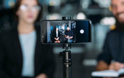 Comment faire une vidéo d'entreprise pour augmenter sa visibilité sur Internet ?