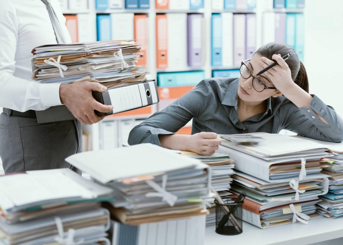 Comment fonctionne l'archivage en entreprise ?