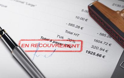 Quelles sont les différentes étapes d'un recouvrement de créances ?